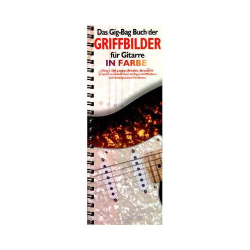 Bosworth Gig-Bag Buch Griffbilder