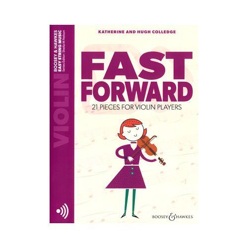 Boosey & Hawkes Fast Forward Violin +CD