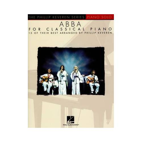 Hal Leonard Abba for Classical Piano