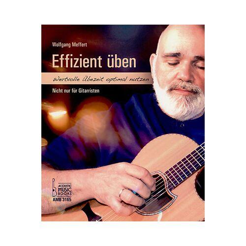Acoustic Music Books Effizient Üben