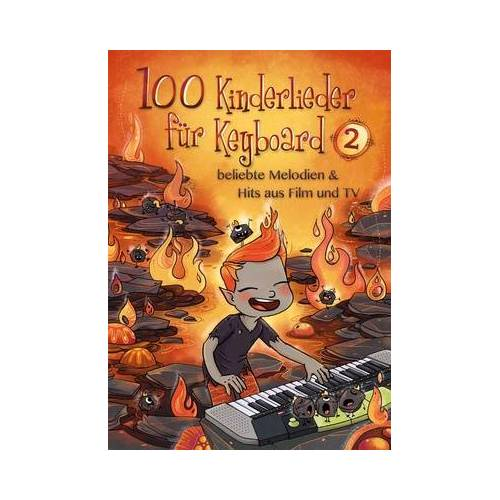 Bosworth 100 Kinderlieder Keyboard 2