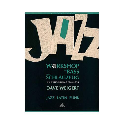 Advance Music Jazz Workshop Bass&Schlagzeug
