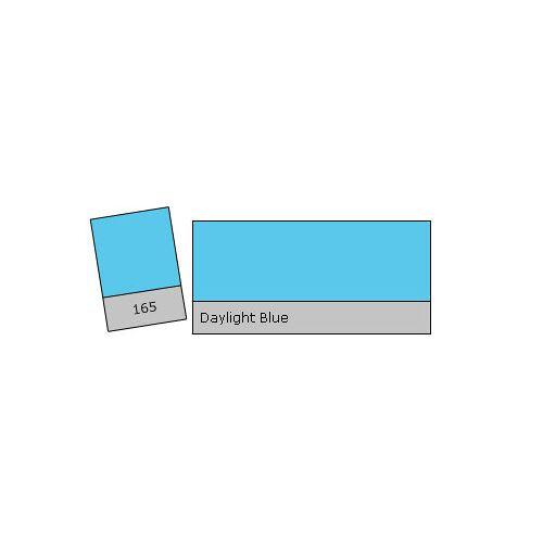 Lee Filter Roll 165 Daylight Blue Daylight Blue