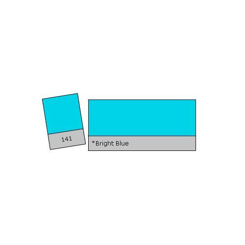 Lee Filter Roll 141 Bright Blue Bright Blue