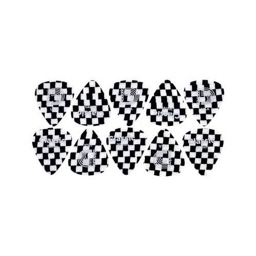 Daddario 1CCB4-10 Checkboard Medium Checkboard