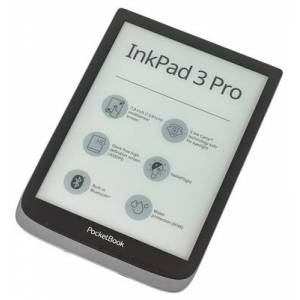 Marschpat InkPad 3 Pro Metallic Grey