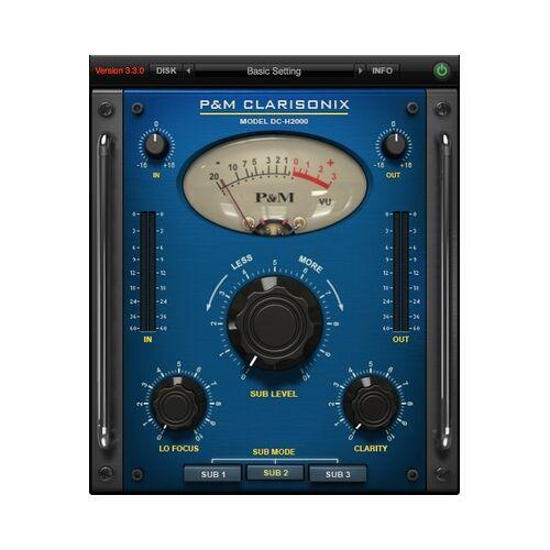 Plug And Mix Clarisonix