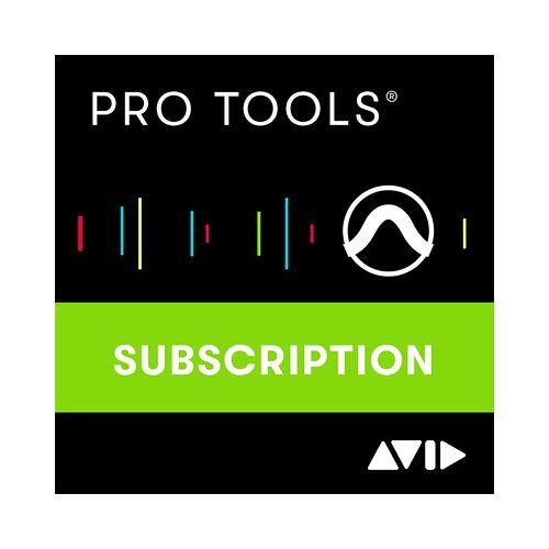 Avid Pro Tools 1Y Subscription