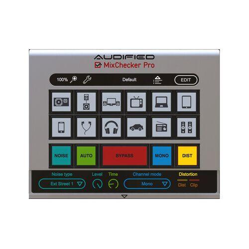 Audified MixChecker Pro UG MixChecker