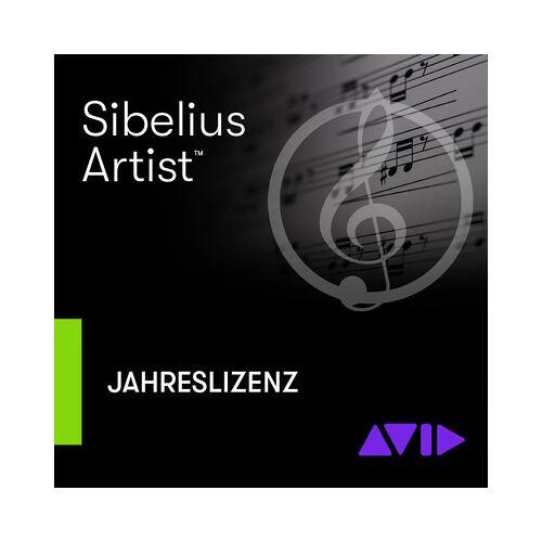 Avid Sibelius 1Y Subscription