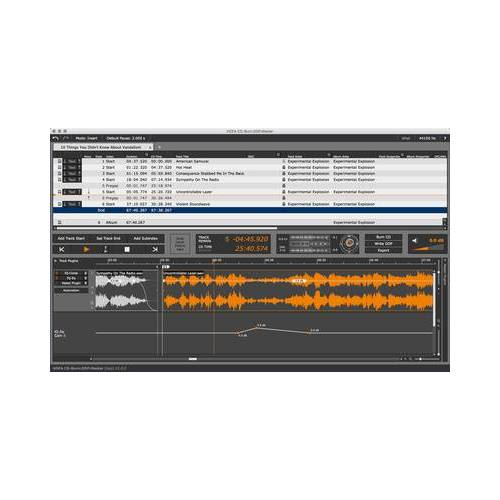 Hofa CD-Burn.DDP.Master - App