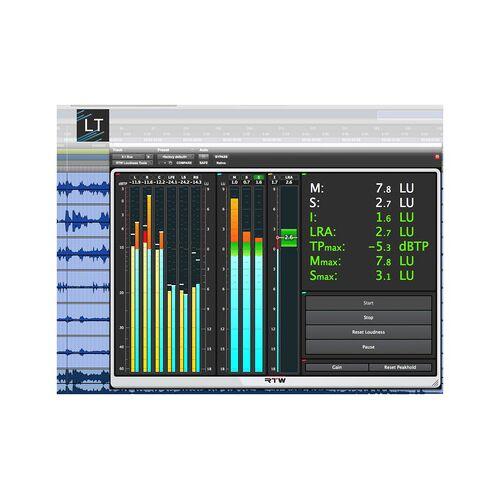 RTW Loudness Tools
