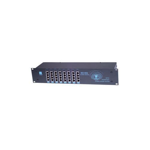 Maintronic MX632 Audiomatrixframe 6St/4St