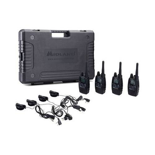 Midland G7 Pro Case Set 4 MKII