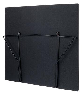 Glorious Record Box Display Door Black Schwarz