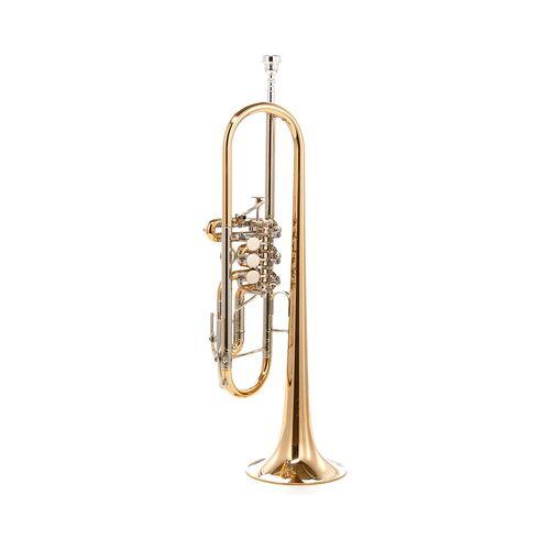 Johannes Scherzer 8228-L Bb Trumpet