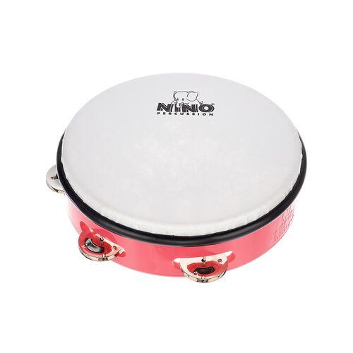 """Nino 8"""""""" ABS Tamburine Pink"""