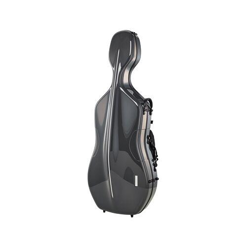 Gewa Air Cello Case GY/BK Fiedler