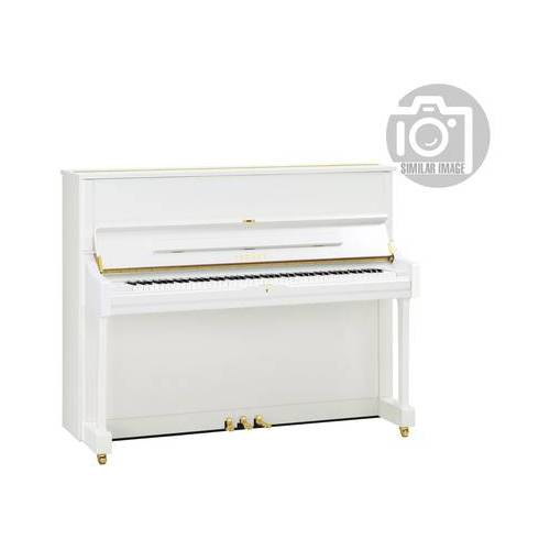 Yamaha U1 SH2 PWH Silent Piano