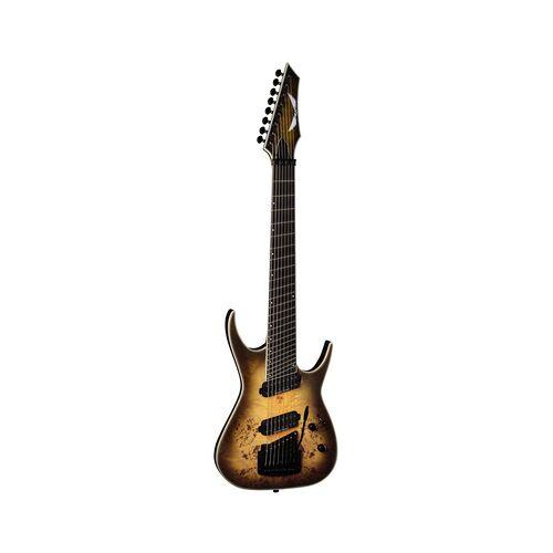 Dean Guitars Exile SL Multiscale 8 K SNBB