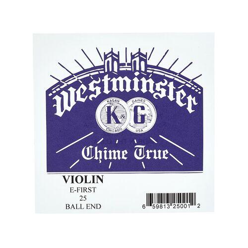 Westminster E Violin 4/4 BE light 0,25
