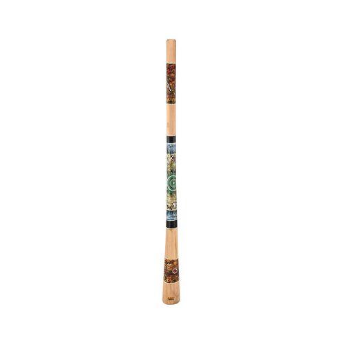 Thomann Didgeridoo Teak 130cm painted