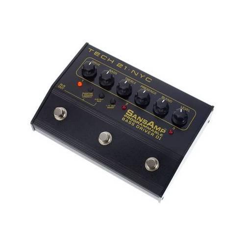 Tech 21 Bass Driver D.I. Programmable