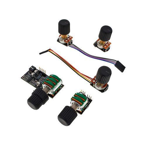 EMG BQS System 3-Band EQ 5 Potis