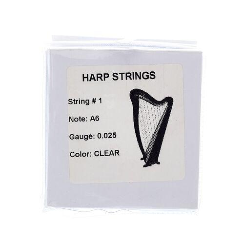 Thomann Strings for Roundback Harp 22