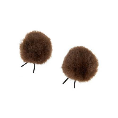 Bubblebee Twin Windbubbles Brown 3