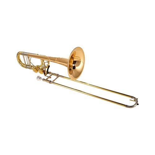 "S.E. Shires BII 7 GM 10"""" Bass Trombone"