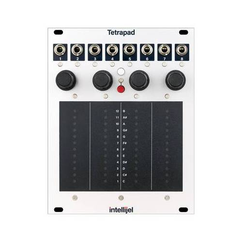Intellijel Designs Tetrapad
