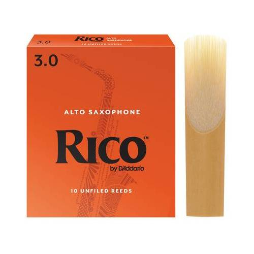 DAddario Woodwinds Rico Alto Sax 3.0