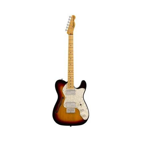 Fender SQ CV 70s Tele Thinline MN 3TS