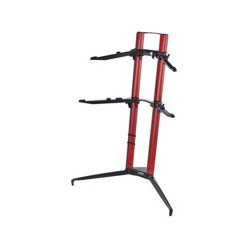 Stay Keyboard Stand Piano Red