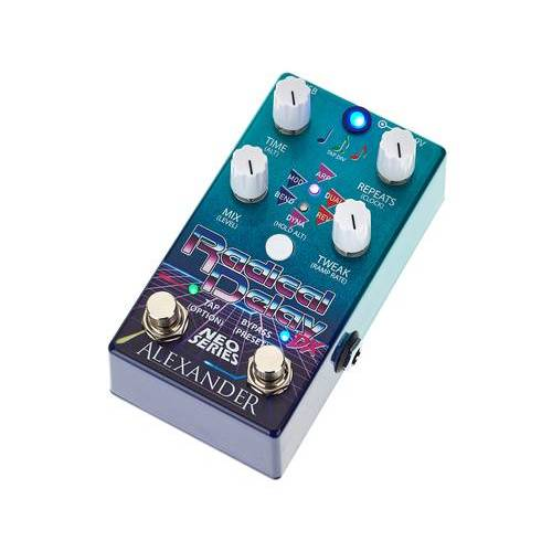 Alexander Pedals Radical Delay DX