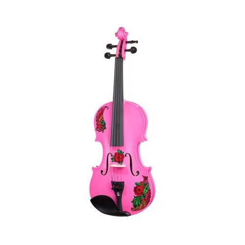 Rozanna`s Violins Butterfly Rose Tattoo Violin P