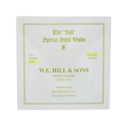 W.E. Hill & Sons E-String 4/4 Strong LP