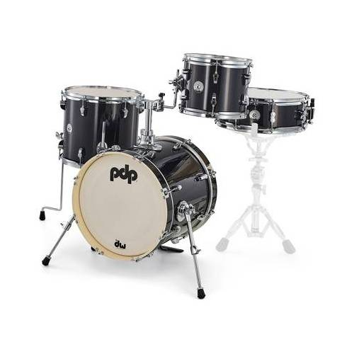 DW PDP New Yorker Shell Set Black
