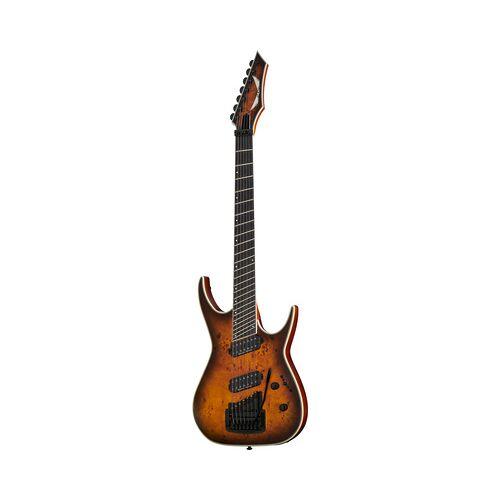 Dean Guitars Exile SL Multiscale 7 K SNBB