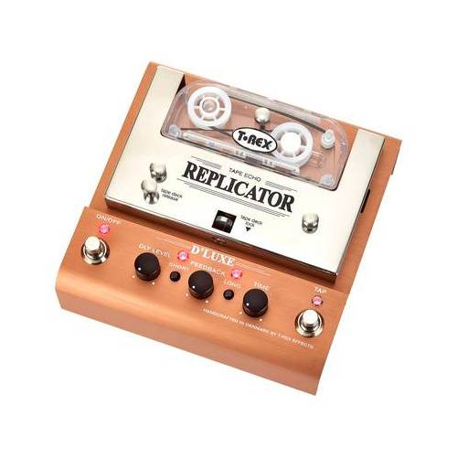 Rex T-Rex Replicator D´Luxe Tape Echo