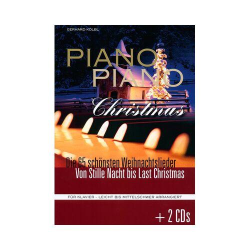 Hage Musikverlag Piano Piano Christmas