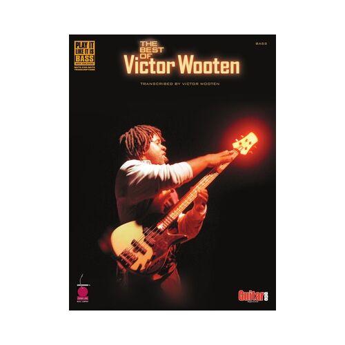 Hal Leonard The Best Of Victor Wooten