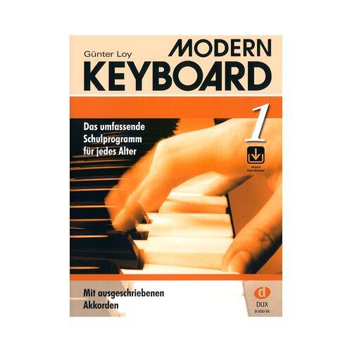 Edition Dux Modern Keyboard 1