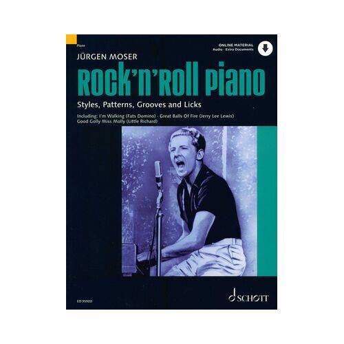 Schott Rock'n Roll Piano