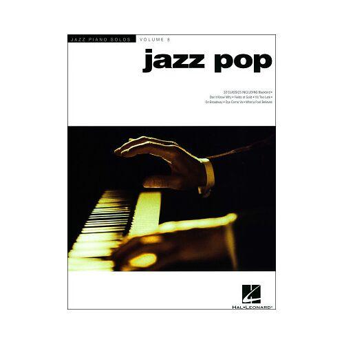Hal Leonard Jazz Piano Solos Jazz Pop
