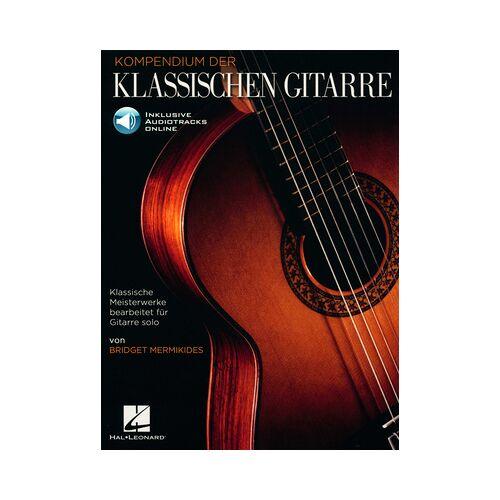 De Haske Kompendium Klassische Gitarre