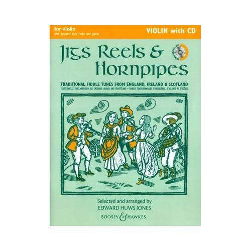 Boosey & Hawkes Jigs, Reels & Hornpipes
