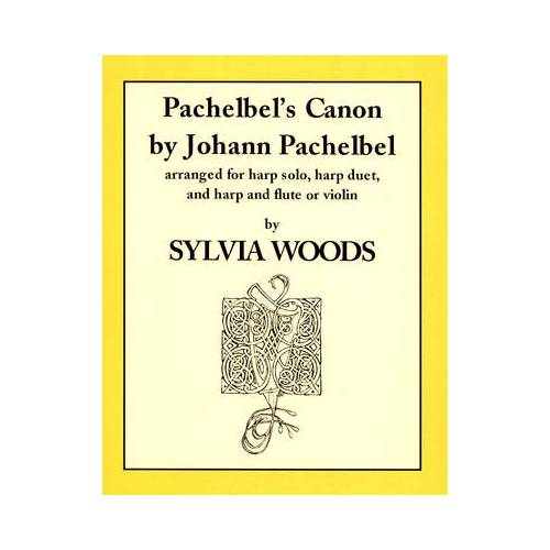 Hal Leonard Pachelbel Canon Harp