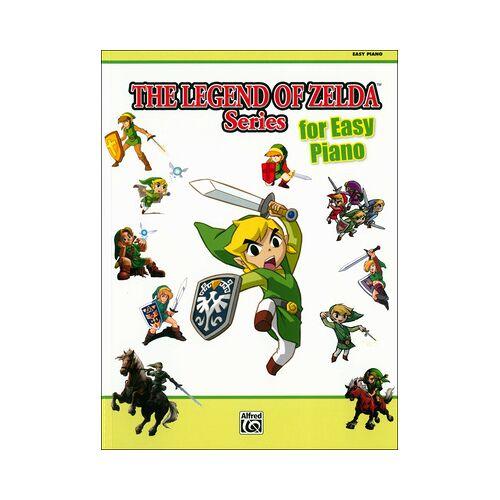 Alfred Music Publishing Legend Of Zelda Easy Piano